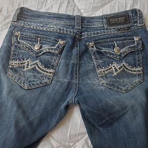 Miss Me boot cut jeans Size 31